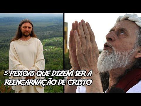 5 Pessoas que dizem ser a Reencarnação de Cristo
