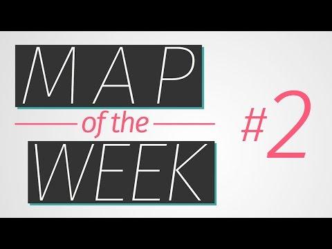 Map Of The Week #2: Fhána - 'Hoshikuzu No Interlude (Serji Remix)' By Handsome