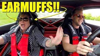 MOM vs LOUD EXHAUST!!! **Hilarious Reaction**