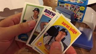 2018 Topps Archives box