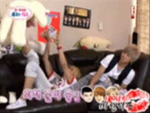 U-kiss Funny Moments video