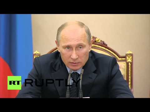 Russia: 'We do not intend to limit access to the internet' - Putin
