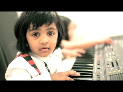Kadhal Rojave - Ar Rahman Tribute - Sweet Love video