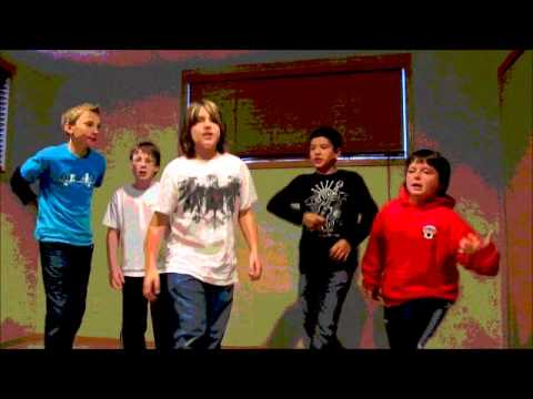 King George School rap - 11/09/2011