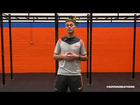 Sure - GAA Move More at Home | Lesson 4: Changing Direction