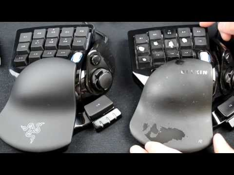 Razer Nostromo Gaming Keypad Review with DaveChaos