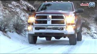 2010 Dodge Power Wagon | Full Test | Edmunds.com