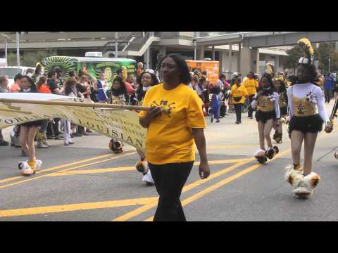 2013 Baton Rouge Halloween Parade