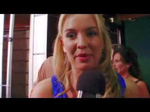 Tiffany Thornton at the Teen Choice Awards Pre-Party 2009 T2PR Pre-Party Video