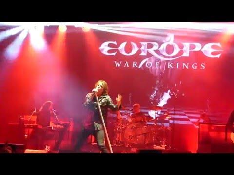 "Europe - Carrie ""Pendant l eurofestival 2016 a port Grimaud"""