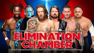 Every Elimination Chamber Winners 2002 to 2019