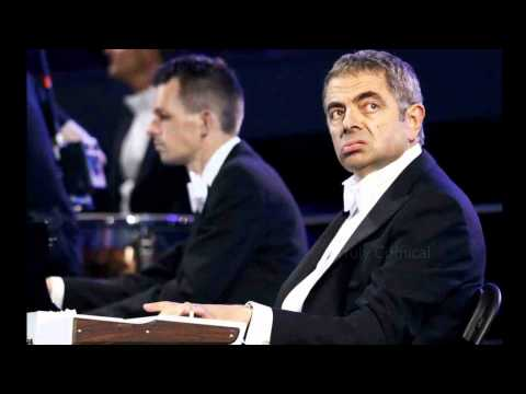London Symphony Orchestra And Mr Bean At The Opening Ceremony Of The London 2012 Olympic Games