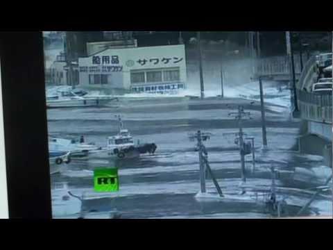 Japans 8.9 HAARP Chart ~NWO Depopulation Agenda In Full Force