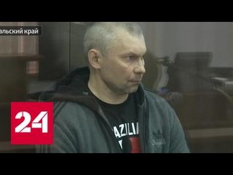 В Чите судят лидера преступной группировки Меценатовские