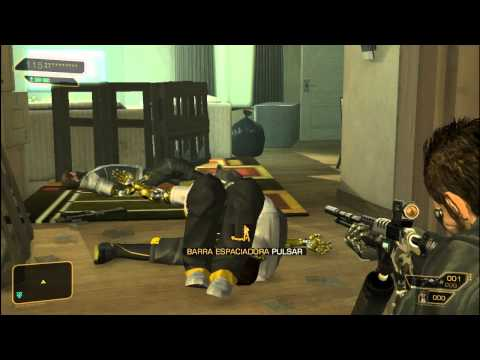 Deus Ex Human Revolution: Homo-sex Gone Wrong video