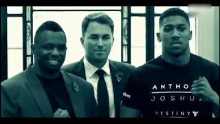 Anthony Joshua v Dillian Whyte