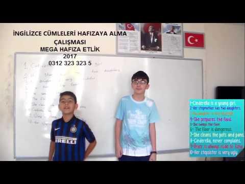 EFE UÇAR - MERT ADIGÜZEL İNGİLİZCE CÜMLELERL...