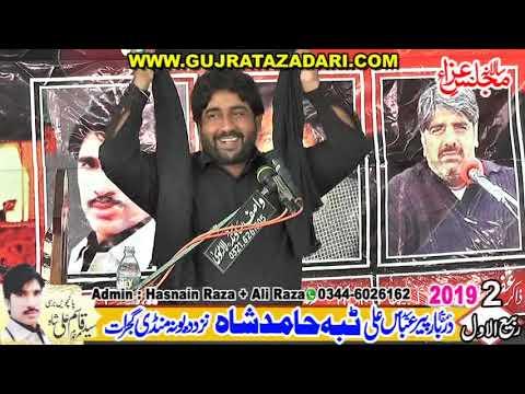 Zakir Najaf Abbas Busal | 2 Rabi ul Awal 2019 | Tiba Hamid Shah Gujrat || RazaProduction