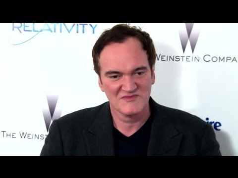 Quentin Tarantino Cancels Film After Script Leaks