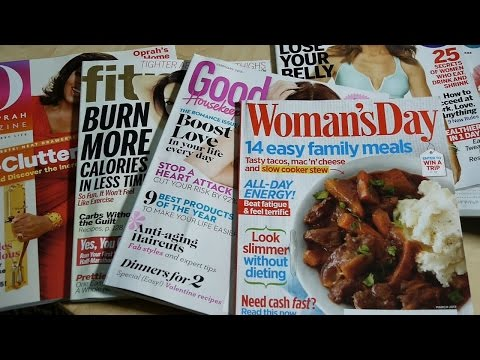 Top 5 Ways To Get Free Magazines