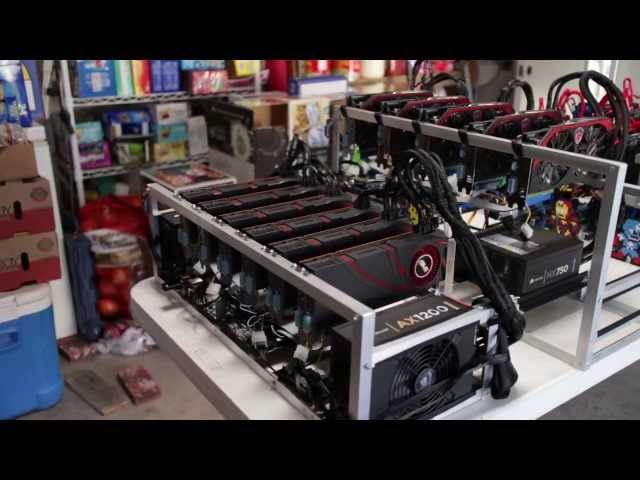 $10K and 15+Mhash Worth of Litecoin Mining Rigs
