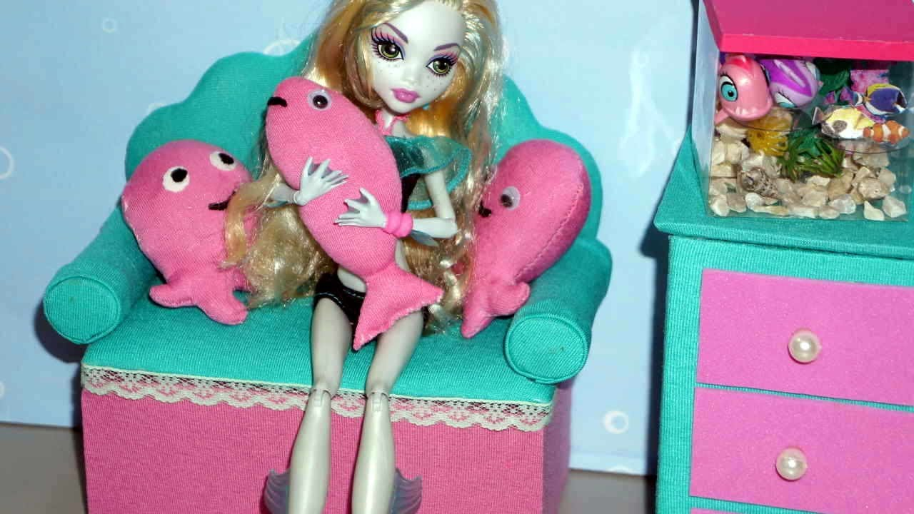 Monster High Lagoona Blue Dolls Monster High Lagoona Blue