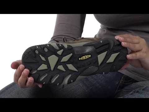 Video: Women's Targhee II Shoe