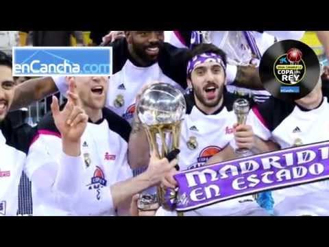 Real Madrid Campeón Copa del Rey 2015 22/02/2015