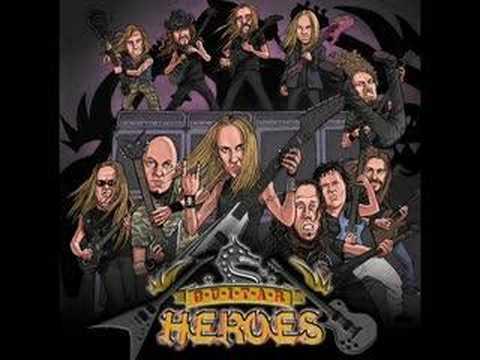 Guitar Heroes - Ulterior Motive