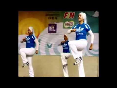 Kumpulan Mam Fitness Centre - Pertandingan Senam Seni 1 Malaysia video
