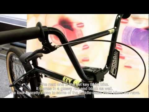 JET BMX 2013 BMX Bikes review /with engl. subtitles