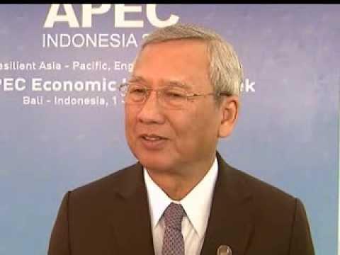 Niwattumrong Boonsongpaisan, Minister of Commerce, Thailand