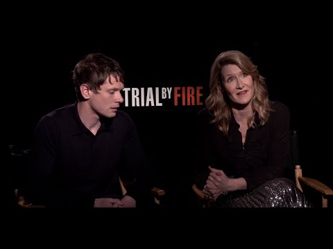 Laura Dern & Jack O'Connell Interview: Trial By Fire