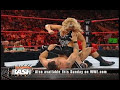 Beth Phoenix vs Santino Marella (7/14/08) ( HQ)