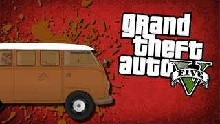 GTA 5 Online Funny Moments - TURD CAR!