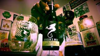 Rod J Beer: New Holland Dragons Milk Banana Coconut Beer Review