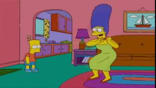 Marge hits the Krump