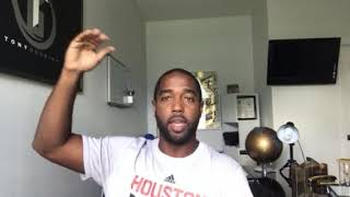 Why do good men get hurt? - Tony Gaskins, Motivational Speaker, Relationship Coach