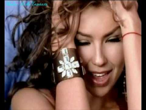 Thalia - No Me Enseñaste Music Videos