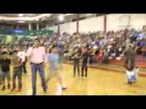 BRONCA CHORICEROS DE CAMARGO VS DORADOS DE CHIHUAHUA 5042014 3