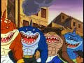 [Street sharks - quattro pinne all' orizzonte] Video