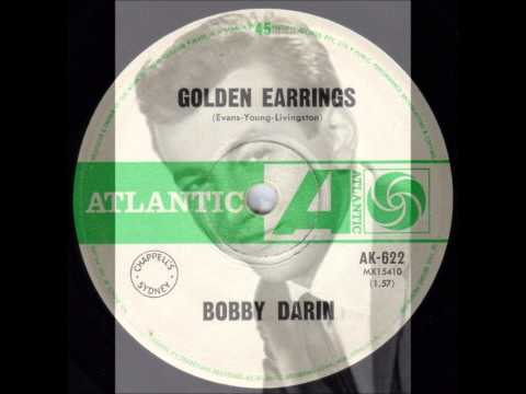 Bobby Darin - Golden Earrings