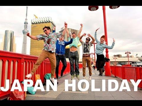 Japan snow trip 2014: Hakuba and Tokyo *GOPRO holiday