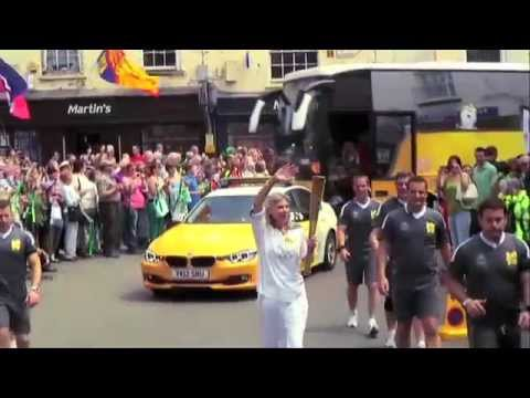 Olympic Torch Relay Week 1 Highlights - London 2012