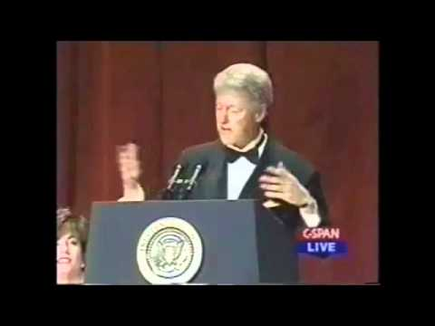 Bill Clinton Speech - Very funny