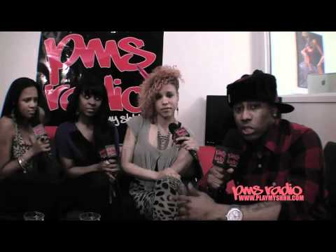 REEK DA VILLIAN FREESTYLE on PMS RADIO  [APR/2011]