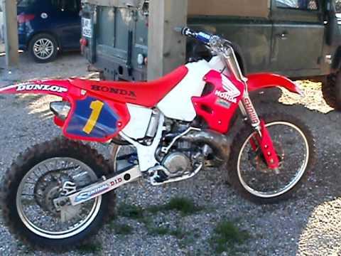 250 Cr 1994 Ama Factory Youtube