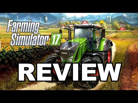Review | Farming Simulator 17
