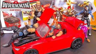 WWE WREKKIN SLAM MOBILE REVIEW!