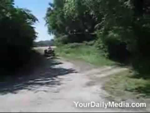 Najbrži traktor u selu